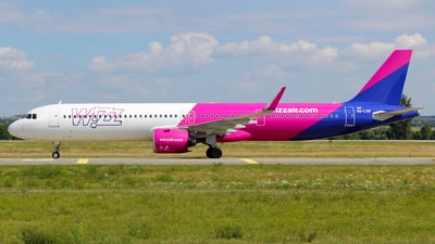 A picture of HALVN - Airbus A321271NX - Wizz Air - © Seres23