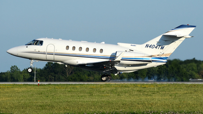 N404TM - Raytheon Hawker 850XP - Private