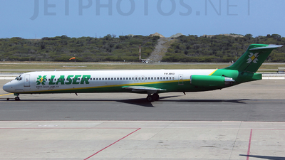 YV3053 - McDonnell Douglas MD-82 - Laser Airlines
