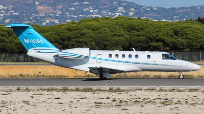 A picture of MICRO - Cessna 525C CitationJet CJ4 - [525C0257] - © Hugo Ferreiro