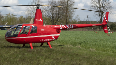 SP-SAL - Robinson R44 Raven II - Helicenter