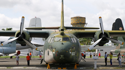 0603 - Fairchild C-123K Provider - Taiwan - Air Force
