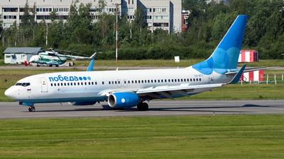 VQ-BTC - Boeing 737-8MA - Pobeda