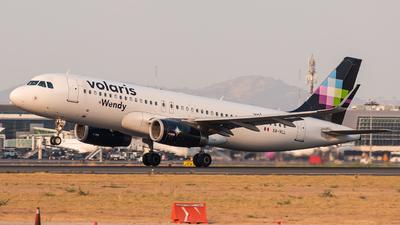 A picture of XAVLL - Airbus A320233 - Volaris - © Ricardo Fabián