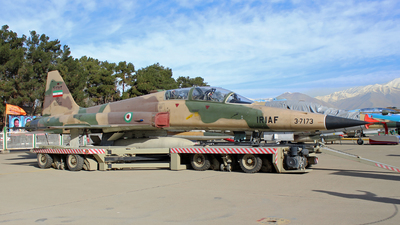 3-7173 - Northrop F-5F Tiger II - Iran - Air Force