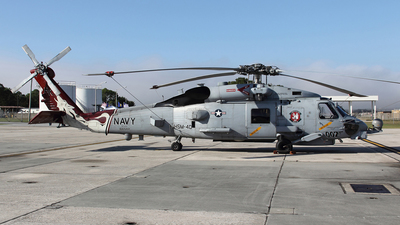 166582 - Sikorsky MH-60R Seahawk - United States - US Navy (USN)