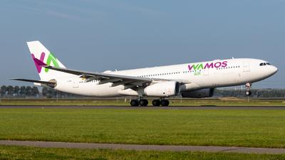EC-MAJ - Airbus A330-243 - Wamos Air
