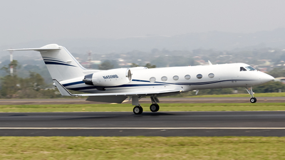 N450MB - Gulfstream G-IV - Private