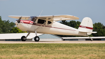 A picture of N464SA - Cessna 140 - [8973] - © Paul Chandler