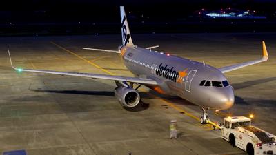 JA21JJ - Airbus A320-232 - Jetstar Japan Airlines
