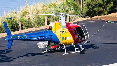 CS-HEY - Aérospatiale AS 350 Ecureuil - HTA Helicópteros