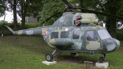 1624 - PZL-Swidnik Mi-2 Hoplite - Poland - Air Force