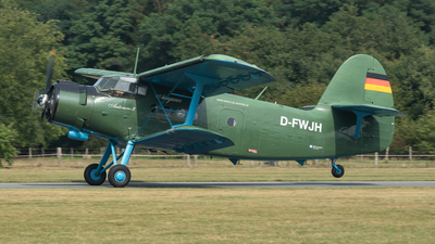 D-FWJH - PZL-Mielec An-2T - Private