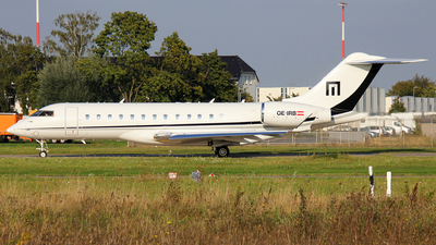 OE-IRB - Bombardier BD-700-1A10 Global Express XRS - LaudaMotion Executive