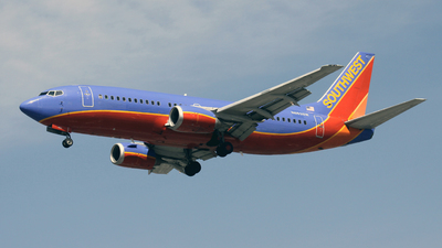 N663SW - Boeing 737-3Q8 - Southwest Airlines