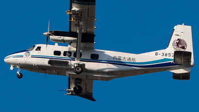 B-3852 - Harbin Y-12E - General Aviation of Inner Mongolia
