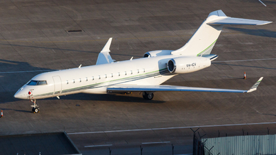 VH-ICV - Bombardier BD-700-1A10 Global Express - ExecuJet Aviation