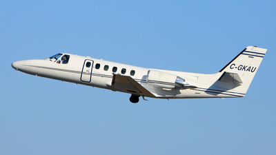 C-GKAU - Cessna 550 Citation II - Skyservice Aviation