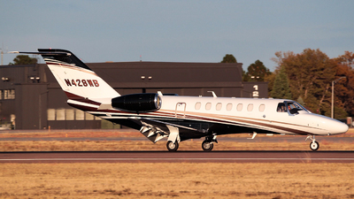 N428WB - Cessna 525 Citationjet CJ3 - Private