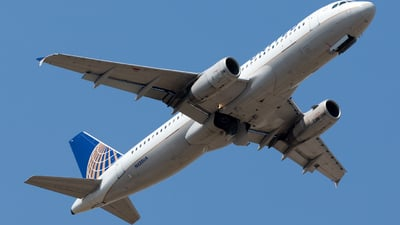 N420UA - Airbus A320-232 - United Airlines