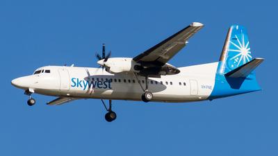 VH-FNE - Fokker 50 - SkyWest Airlines