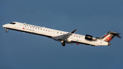 C-GJAZ - Bombardier CRJ-900 - Air Canada Express (Jazz Aviation)