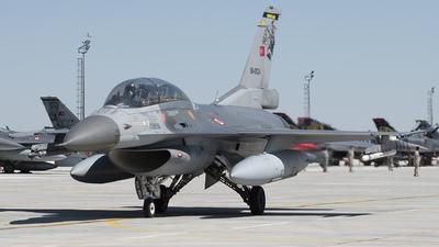 90-0024 - Lockheed Martin F-16D Fighting Falcon - Turkey - Air Force