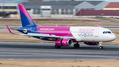 HA-LYD - Airbus A320-232 - Wizz Air