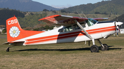 ZK-CBS - Cessna 185A Skywagon - Patchett Ag-Air