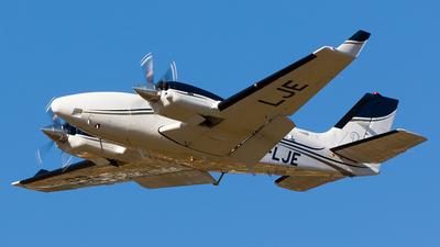 PR-LJE - Beechcraft 58 Baron - Private