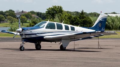 N121PE  - Beechcraft B36TC Bonanza - Private