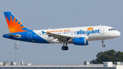 N307NV - Airbus A319-112 - Allegiant Air