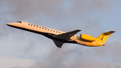 5A-GAB - Embraer ERJ-145LR - Global Air Transport