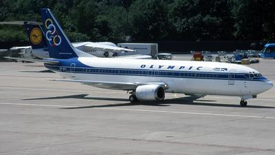 SX-BKI - Boeing 737-4Q8 - Olympic Airways