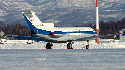RA-87988 - Yakovlev Yak-40 - Petropavlovsk-Kamchatskoe Aviation Enterprise