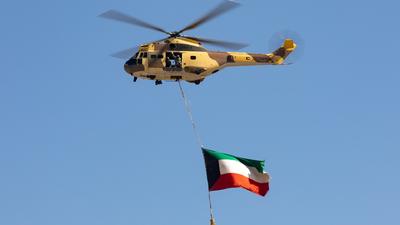 KAF558 - Aérospatiale SA 330L Puma - Kuwait - Air Force