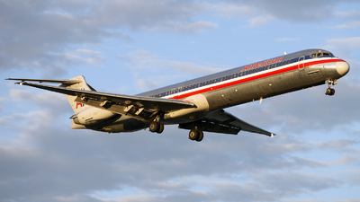N456AA - McDonnell Douglas MD-82 - American Airlines
