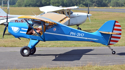 PH-2H7 - Avid Flyer Mk.IV - Private
