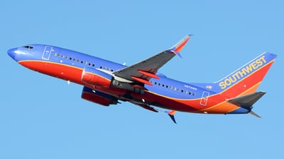 N279WN - Boeing 737-7H4 - Southwest Airlines
