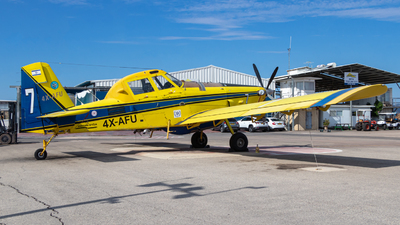 4X-AFU - Air Tractor AT-802 - Chim-Nir Aviation