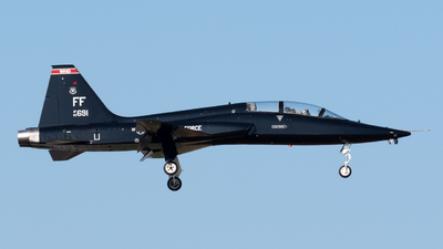 62-3691 - Northrop T-38A Talon - United States - US Air Force (USAF)