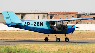 AP-ZBN - Rans S-6ESD XL Coyote II - Private