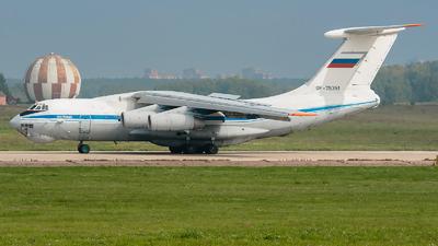 RF-75351 - Ilyushin IL-76MDK - Russia - Federal Space Agency (Roscosmos)