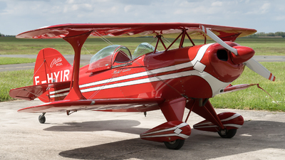 F-HYIR - Pitts S-1S Special - Private