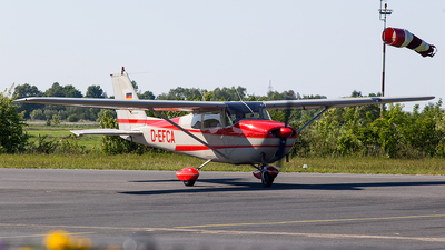 D-EFCA - Cessna 172C Skyhawk - Private