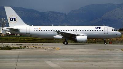 EC-ICN - Airbus A320-214 - LTE International Airways