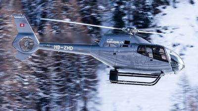 HB-ZHD - Eurocopter EC 120B Colibri - Helialpin