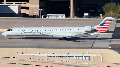 A picture of N916FJ - Mitsubishi CRJ900ER - American Airlines - © Sandra
