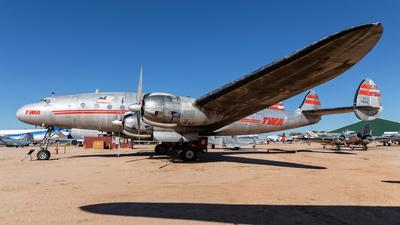 N90831 - Lockheed L-049 Constellation - Trans World Airlines (TWA)