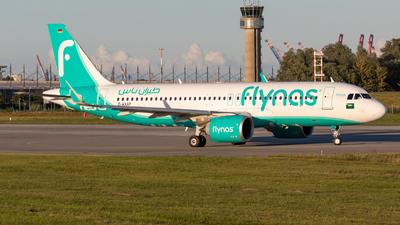 D-AXAP - Airbus A320-251N - Flynas